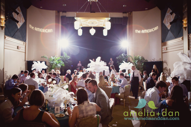 Charleston Wedding Planner At The American Theater Tanis